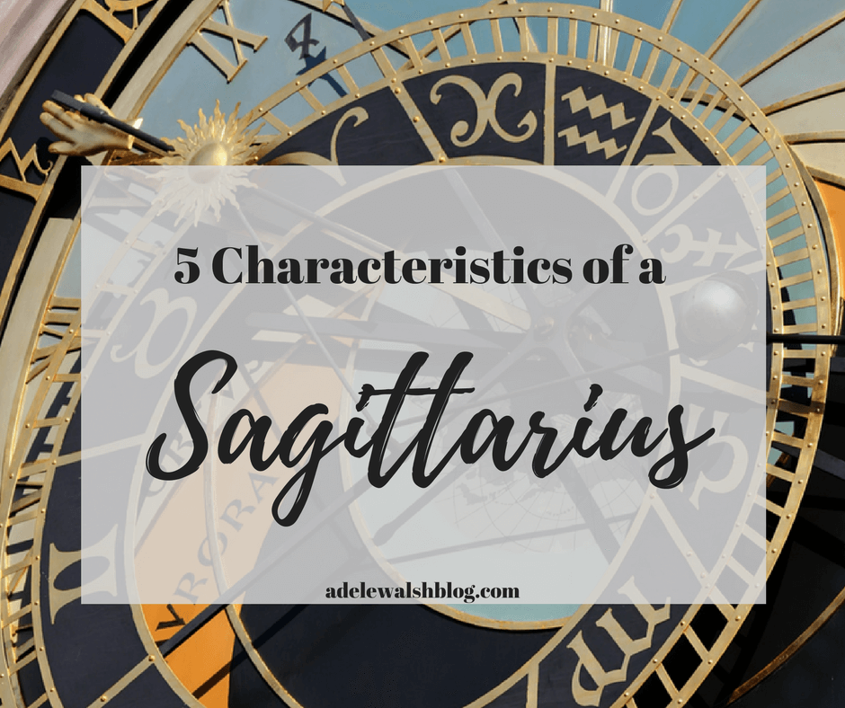 5 Characteristics of the Zodiac Sagittarius  Learn about a